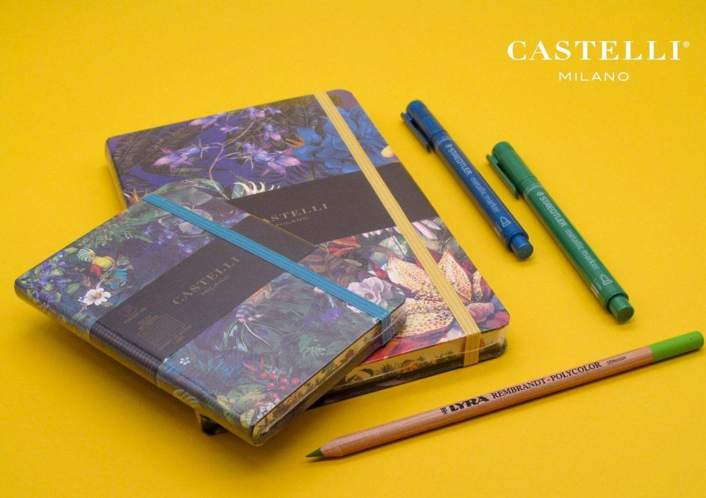 Notebook Eden Castelli Milano
